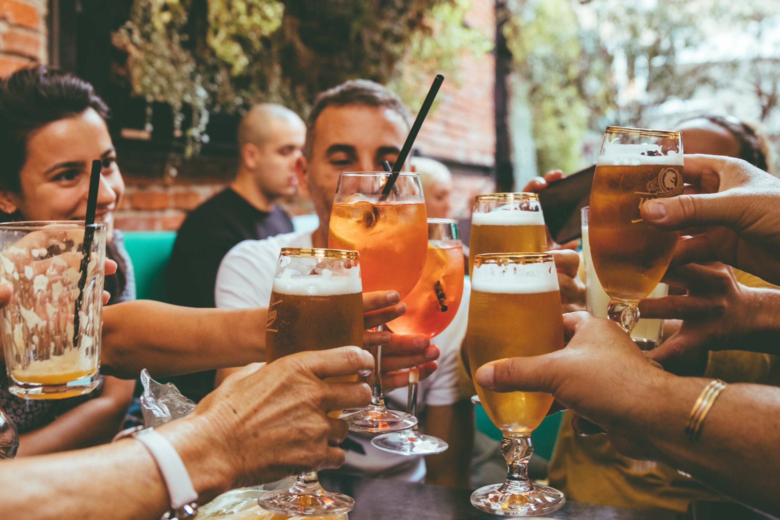 alkohol a odchudzanie